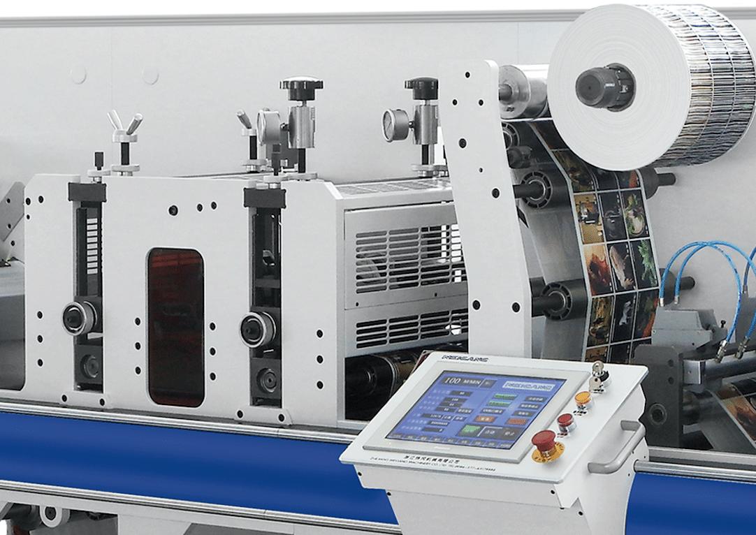 impresora flexográfica IFP-330