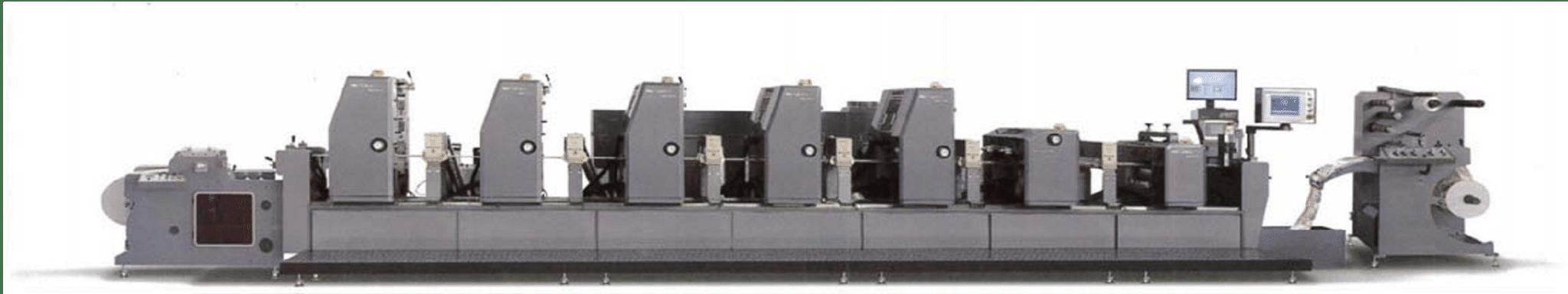 Impresora offset IOP-330