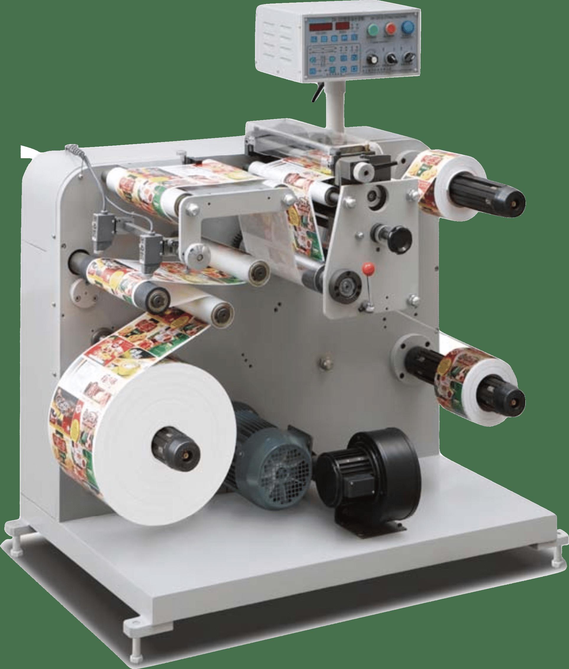 Rebobinadora RTP-450