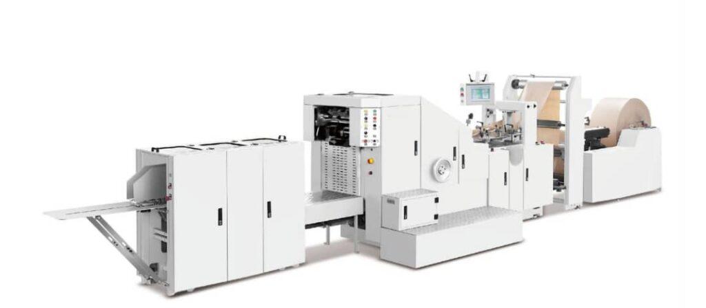 Máquina para bolsas de papel MBP-320